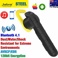 Jabra STEEL Single Ear Earbud Waterproof Bluetooth Wireless Mono Headset