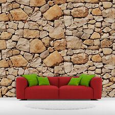 Wall Mural Apulia Stonewall Home Interior Decoration Art 400x280cm