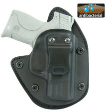 Very Comfortable SW Smith & Wesson Shield Hybrid Holster- Antibacterial - Black