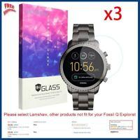 Smart Watch Q Explorist Gen 3 Tempered Glass Screen Protector Anti-Scratch SALE
