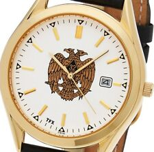 New Men's TFX by Bulova Freemason Masonic Scottish Rite Mason Quartz Watch