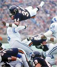 WALTER PAYTON CHICAGO BEARS NFL FOOTBALL 8x10 PHOTO RARE!!