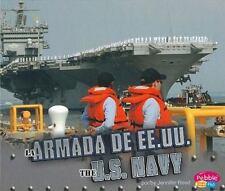 La Armada de EE.UU.The U.S. Navy (Ramas militaresMilitary Branches) (M-ExLibrary