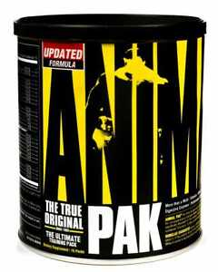 Universal Nutrition - Animal Pak Multi Vitamins Available in 15/30/44 packs US