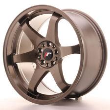 Japan Racing JR3 Alloy Wheel 19x9.5 - 5x112 / 5x114.3 - ET35 - Bronze