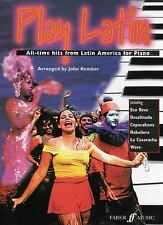 Play Latin : All-Time Hits from Latin America Paperback Various