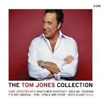 "TOM JONES ""THE TOM JONES COLLECTION"" 3 CD NEU"