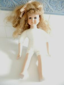 Hillview Lane Doll measures 38 cm high