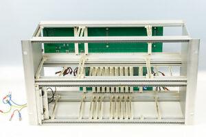 Vero EuroCard Rack Boekels EWK4xx,  2 x Euro Size or 1 x Full size PCB cards