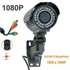 HD-SDI CCTV 42pcs 2.0MP 1080P IR 2.8-12mm Zoom Lens Outdoor OSD Panasonic Camera