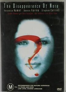 The Disappearance Of Nora dvd (PAL, 2003)  Freepost!!