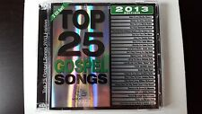 Top 25 Gospel Songs 2013 Edition [2 CD Set] by Various Artists