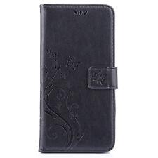 PU Leather Magnetic Flip Wallet Case Cover For LG G5 G6 Q6 K3 K4 K7 K8 K10 2017