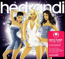 DISCO KANDI: THE MIX (2007) HED KANDI 67 HEDKANDI 3 CD BOX