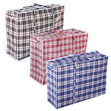 Reusable Laundry Storage Bag Shopping Zip Bags Durable Jumbo Large Laundry Bag