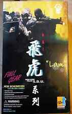 "1/6 Scale (12"") Dragon Hong Kong Police S.D.U. Lam  figure"