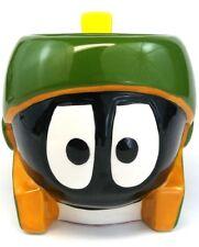 Looney Tunes Warner Bros. Marvin The Martian Ceramic 3D Cup Big Mug 20 oz.