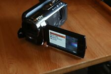 PANASONIC SDR-H85 CAMCORDER - 80GB HDD - A1 CONDITION - BLACK