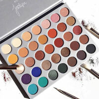 New Limited Edition Jaclyn Hill x Morphe 35 Colors Eye shadow Palette