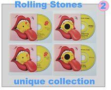 """THE ROLLING STONES ♦ Unique Single Collection #2 ♦ inc. RARE """"Dance Little Sist"""""""
