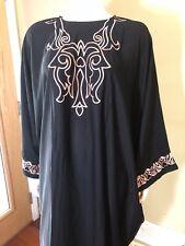 Butterfly Khaleeji Abaya Arabic Farasha Abaya Hijab Dubai Made Size S 54