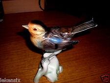 oiseau provenance Germanie à SAISIR  rare bel oiseau numéroté et  estampillé