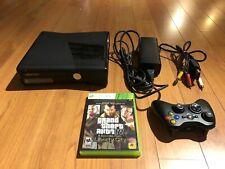 Microsoft Xbox 360 S Slim 250 GB  Black