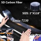Carbon Fiber Vinyl Film Car Interior Wrap Stickers Auto Parts Accessories