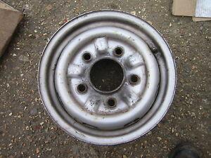 VW,LT, MK1, Wheel, 5 stud/ 1975-96, 28/31/35/Van/Camper/Karmann/Tyre/Rim/2.4/2.0