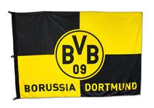Borussia Dortmund Hissfahne Karo (180x120cm)