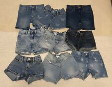 Girls Shorts BUNDLE/LOT OLD NAVY GUC Sz 6/7 (9 Pair Total)