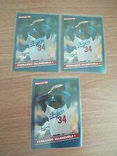 Fernando Valenzuela 1986 Donruss #215 X 15  -  Nice Cards!!!