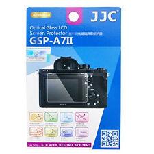 JJC GSP-A7II Optical GLASS LCD Screen Protector Film for Sony A7II A7S II A7RII