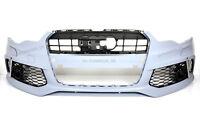 Pour Audi A6 4G RS6 Regardez Pare-Chocs 11-14 Calandre Nid D'Abeille Bumper