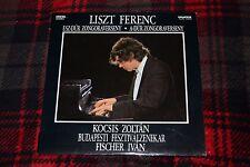 Liszt Ferenc~Kocsis Zoltan~Budapesti Fesztivalzenekar~Fischer Ivan~IMPORT