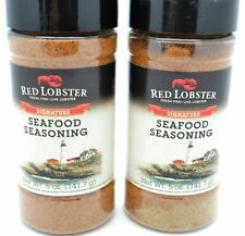 2 X Red Lobster Signature Seafood Seasoning 5oz Spice Blend  Exp:2021