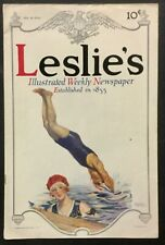 Leslies Illustrated, July 16, 1914