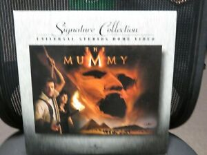 Laser Disc - The Mummy - Signature Collection.