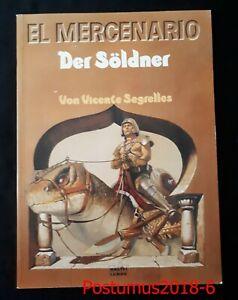l Mercenario der Söldner - Bastei Comic - a. d. Jahre 1982 -