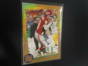 Joe Montana 1994 Pacific Gems of the Crown #21 Kansas City Chiefs M23