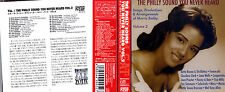 Philly Sound You Never Heard Vol.2 CD-Philly Soul GirlS 2-JAPANESE LINER NOTES
