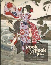 Pook & Pook Fine Art & Decorative Art Sale Auction Catalog June 2013