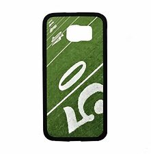 50 yard Line Football On Field for Samsung Galaxy S6 i9700 Case Cover