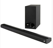 Polk Signa S2 Universal TV Sound Bar and Wireless Subwoofer System
