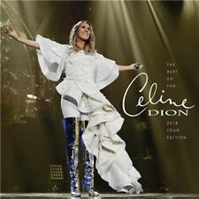 CELINE DION The Best So Far... (2018 Tour Edition) CD NEW