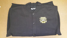 Crooks & Castles Men's Knit Baseball Jacket Black,Red,Grey CSTC Size M-5XL