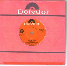 "Jimi Hendrix  ""Voodoo Chile""     b/w  "" Hey Joe""     South Africa     RARE"