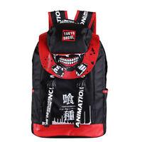 Anime Tokyo Ghoul Ken Kaneki Travelling Backpack School Student Shoulder Bag