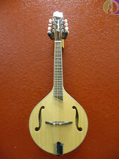 Breedlove Crossover OF Mandolin, Solid Maple Body/Spruce Top, Gig Bag Included