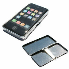 Metal Pocket/Portable Collectable Cigarette Cases